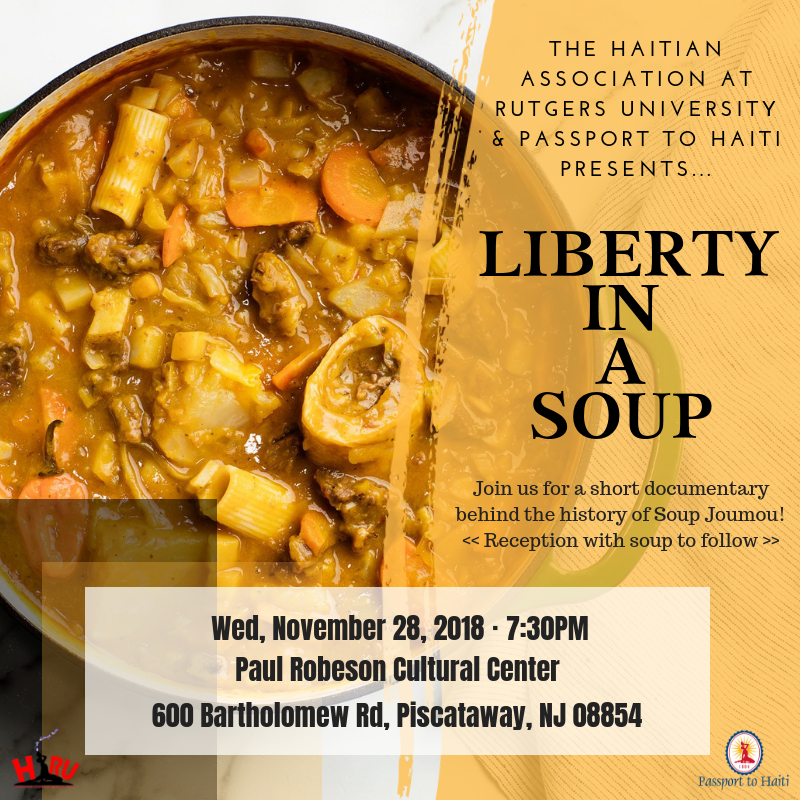 Liberty in a Soup